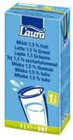 Mlieko trvan.1,5% 1L Laura