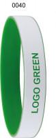 Colore, 0040 - biela/zelená