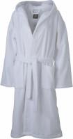 Bath robe, 00 - biela