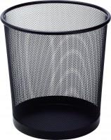 Kôš na odpadky malý, čierny