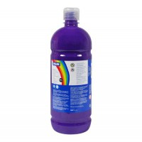 Farba temperová Milan 1L fialová