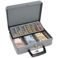 Prenosná pokladnica s euro mincovníkom, 3 priehradky