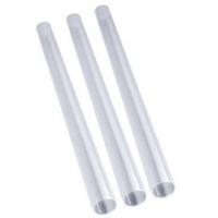 Fúkacie trubičky, náhradné pre alkoholtester, 3 ks