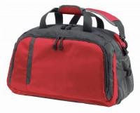 Galaxy bag, 2092 - červená/šedá