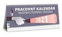Kalendár stolový Pracovný - veľký /P/