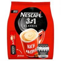 Káva Nescafe 3v1 10x16,5g sáčky