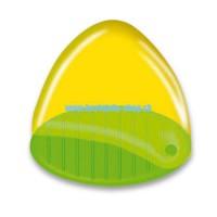 Strúhadlo jednoduché plastové Snappy mix farieb
