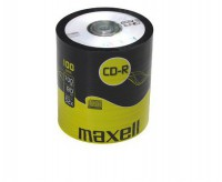 CD-R Maxell 52x 700MB/80 min.