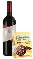 Sušienky PDS 200g + Víno Rosso Caruso