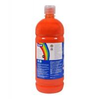 Farba temperová Milan 1L oranžová