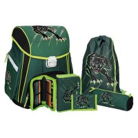 Školská taška - 5-dielny set, START Panther