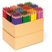 Ceruzy a pastelky
