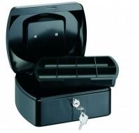 Pokladnička čierna 205x160x85mm