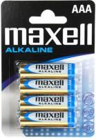 Batéria  Maxell AAA alkalická/4ks