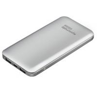 Powerbank PROMATE ZENITH 10, 10.000mAh, 2x USB 1A / 2.1A, li
