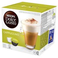Kapsule DOLCE GUSTO Cappuccino 200g/ 16 kapsúl
