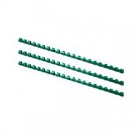 Hrebeň 19 mm zelený