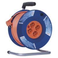 Kábel predlžovací na bubne 4Z 50M 1,5MM PVC