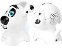 Reproduktor PROMATE SNOWY, Bluetooth 3.0, 3W, biela farba