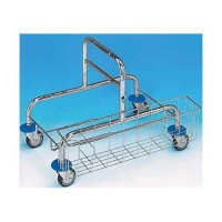 Košík bočný k vozíku CHROMWET