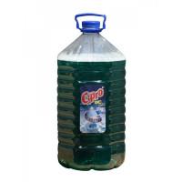 Čistiaci prostriedok CIPRO WC gel zelený, 5000 ml