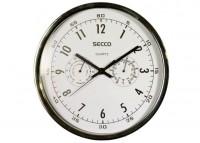 Nástenné hodiny S TS6055-57 SECCO (508)