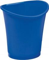 Kôš na odpadky Intego modrý