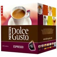 Kapsule DOLCE GUSTO Espresso 96g/ 16 kapsúl