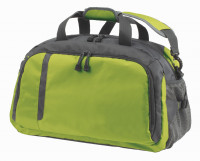 Galaxy bag, 4192 - zelená svetlá/šedá