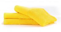 Lux 70 x 140 cm, 12 - žltá tmavá