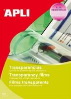 Fólia APLI pre ručný popis 100 listov