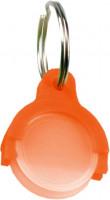Jeton 1, 60 - oranžová