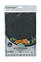 Omaľovánka Animals 9997/4 Antisres, čierny