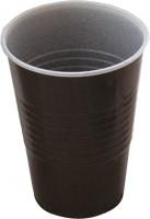 Pohár 180ml na teplé nápoje hnedobiely