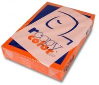Kopírovací papier A3 80g intenz. oranžová Orange 220