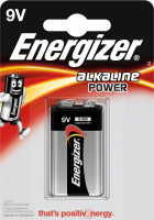 6LR61 ENERGIZER Classic 9V (1ks)