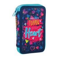 Peračník 2-poschodový/plnený Sazio, Follow Your Heart