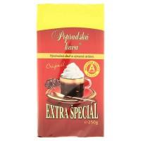 Káva Popradská 250g +50g Extra special mletá