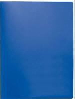 Kniha katalógová A4 10 obalov modrá