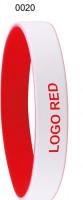 Colore, 0020 - biela/červená