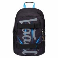 BAAGL  Školský batoh Skate Bluelight