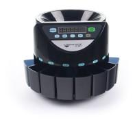 Počítača a triedička mincí Cash Tester CC 601- EUR