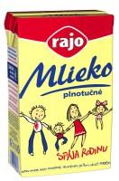 Mlieko trvan.3,5% 1L/ Rajo