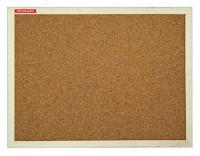 Tabuľa korková 60x50 cm v drevenom ráme