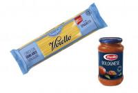 Spagetti + omáčka Bolognese