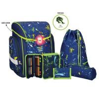Školská taška - 6-dielny set, COSMO 02