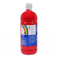 Farba temperová Milan 1L červená