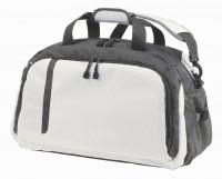 Galaxy bag, 0092 - biela/šedá