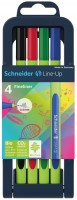 Liner Line- Up Schneider / 4sada 0,4 mm