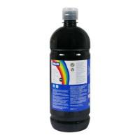 Farba temperová Milan 1L čierna